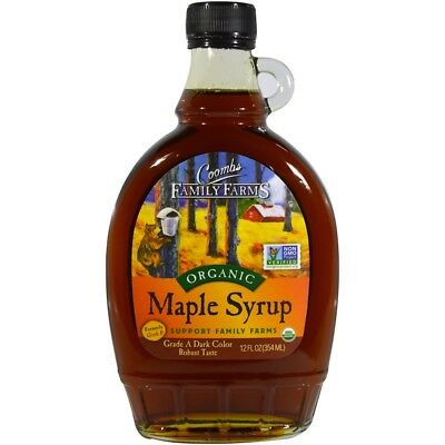 Coombs Family Farms Organic Maple Syrup 12 fl oz (354 ml)
