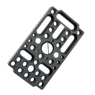 NICEYRIG Switching Plate Cheese Easy Plate fr Railblocks/Dovetails/Short Rods