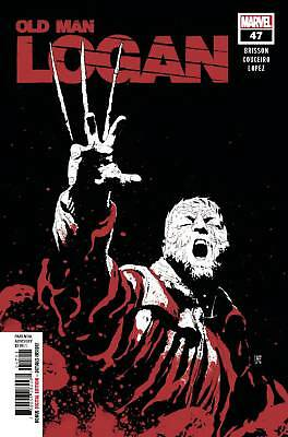 Old Man Logan #47- Marvel Comics - Us-Comic - G398