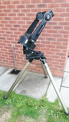 Meade LX10 Tripod and Motor Unit Drive System