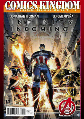 True Believers: Infinity Incoming  NM