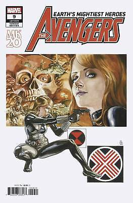 AVENGERS #9 JONES MKXX VARIANT - MARVEL - US-COMIC - G409 - PreOrder 10.10.2018