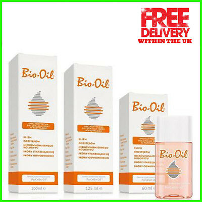 BIO OIL SPECIALIST SKINCARE  | ALL SIZES AVAILABLE  60 125 200ml | UK STOCK