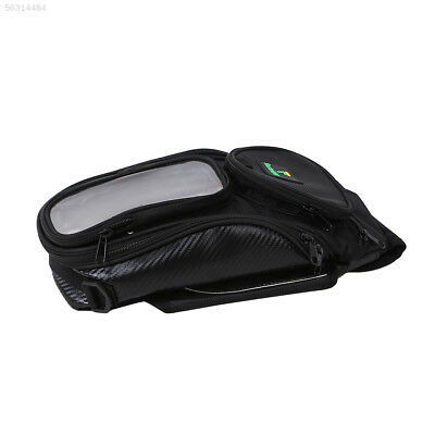 2573 Magnetic Motorcycle Motorbike Oil Fuel Tank Bag Saddle Pouch Storage Bag