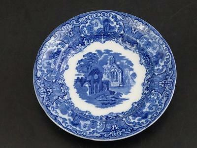 George Jones Abbey plate early 20th century
