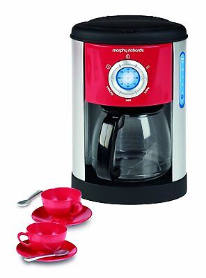 Casdon Playset - Morphy Richards Coffee Maker and Cups
