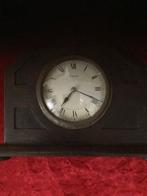 A Lovely French Movement Signed CX 8 Day Clock