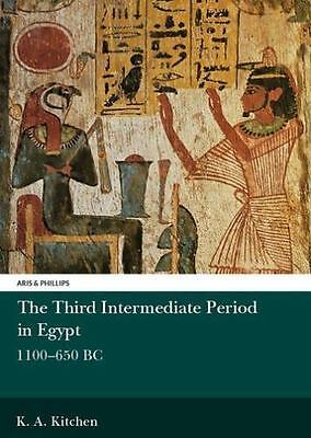 The Third Intermediate Period in Egypt, 1100-650 B.C. (Book &-ExLibrary