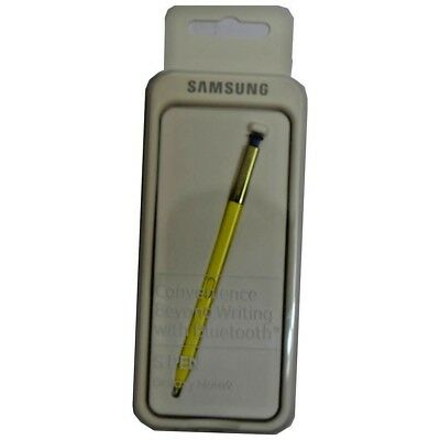 Samsung Official Note 9 S Pen (Blue/Yellow) EJ-PN960BLEGWW for Galaxy Note9