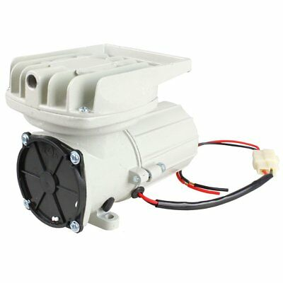 New DC 12V 70L/Min Permanent Magnetic Air Compressor Air Pump Inflated Aerator