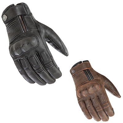 Joe Rocket Briton Cowhide leather Motorcycle Gloves