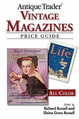 Antique Trader Vintage Magazines Price Guide-ExLibrary