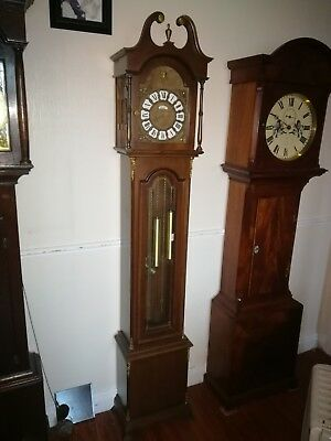 WESTMINISTER CHIMES Grandmother Clock