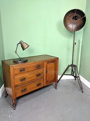An Antique Victorian/Edwardian Chest of Drawers Wash Stand ~Delivery Available~