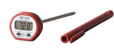 Taylor 9840 Digital Thermometer - Instant Read LCD