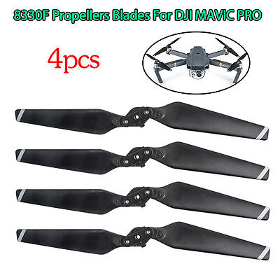 2 Pairs 8330F CW CCW Propellers Blades props For DJI Mavic Pro Drone Spare parts