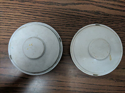 (Lot of 2) Chemtronics 601 Rate of Rise and 135° Fixed Heat Detectors