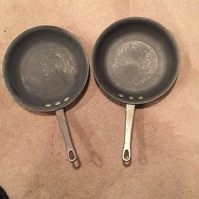 Set Of 2 Calphalon Sauté Pans