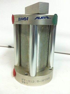 Bimba Ft-312.5-3Fcem Cylinder Air Pneumatic