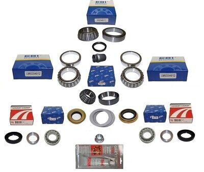 Rear Differential Dana44 Bearing Master Repair Kit - Jeep Grand Cherokee 99-04