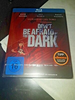 Dont Be Afraid of the Dark Limited Edition Exclusive Steelbook Blu-ray New&Seal+