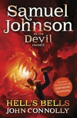 NEW Hell's Bells By John Connolly Paperback Free Shipping