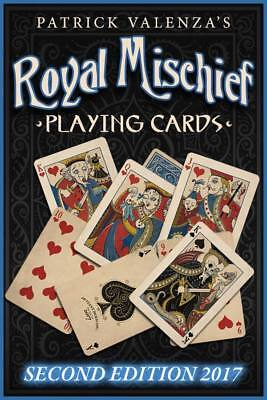 Royal Mischief Playing Cards 2nd Edition - VALENZA Deviant Moon Inc