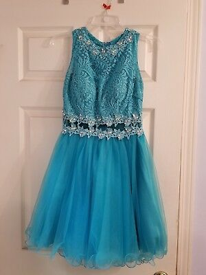 Short homecoming prom dress Size 0