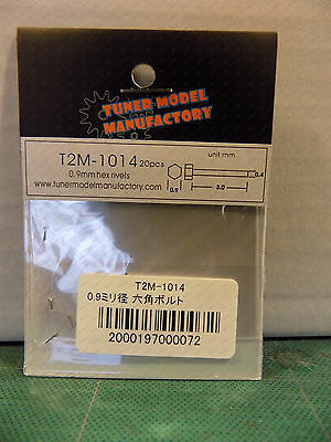 Tuner Model Manufactory Fine Detail Parts New T2M-1014