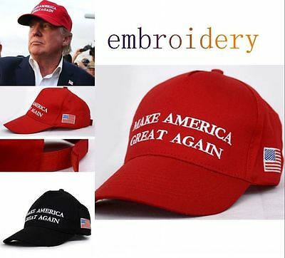 MAGA Make America Great Again Hat Donald Trump Cap Red US Outdoor Unisex 031ab65f7a9d