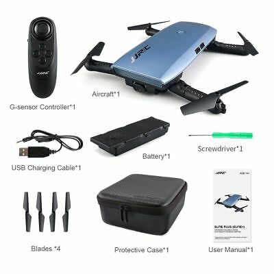 JJRC H47 2MP Drone 720P HD Camera WIFI FPV Foldable 2.4Ghz 6-Axis RC Quadcopter