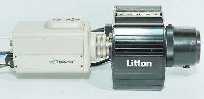 Litton Intellivu M2160-000 Camera Image Enhancer CCTV Intensifier Night Vision