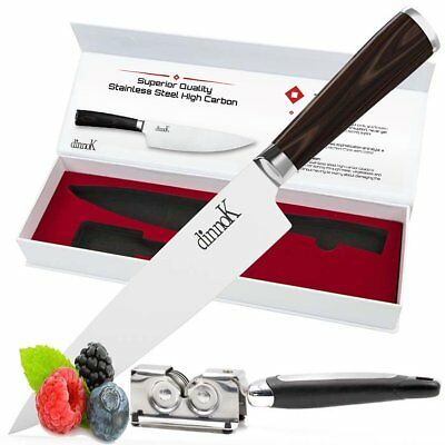 Professional 8 Inch Chef Knife Set – Ultra Sharp, High Carbon German Steel