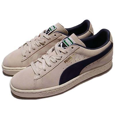MEN'S PUMA SUEDE Classic Archive Mineral Yellow Suede