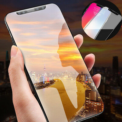 6DCurved Screen Protector 9H film complet en verre trempé pour iPhone XS Max XR