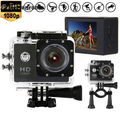 Waterproof 4K SJ9000/SJ4000 1080P Ultra Sports Action Camera DVR Cam Camcorder