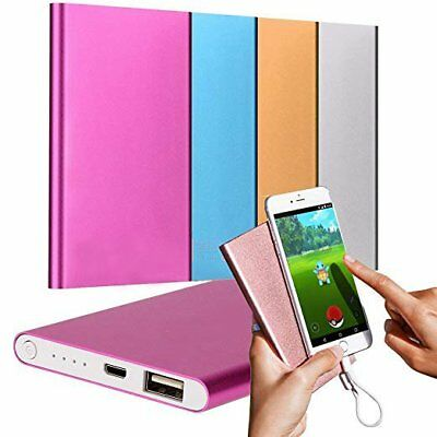 Portable Ultra Thin 30000mAh External Battery Charger Power Bank for Cell Phone
