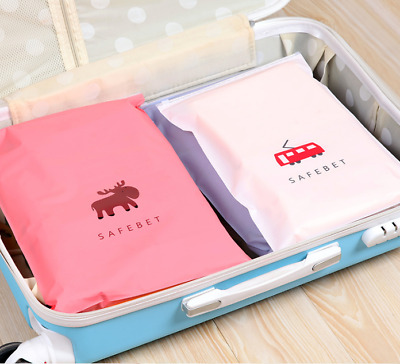 Luggage Travel Storage Packing Bag Pouch Organizer Waterproof