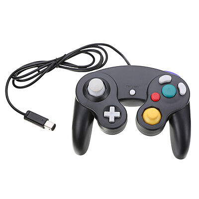 Game Dual Shock Controller Gamepad Joystick For Nintendo Wii GC NGC GameCube New