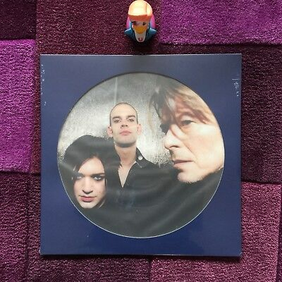 David Bowie And Placebo Without You I,m Nothing Picture Disc Sealed
