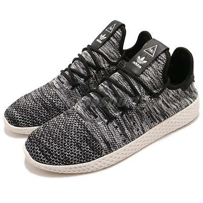 b3d5b08dd38de adidas Originals PW Tennis Hu PK Pharrell Williams Primeknit Oreo Men CQ2630