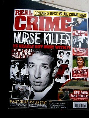Real Crime Magazine Issue 36 (new) 2018