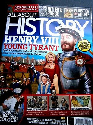 All About History Magazine Issue 62 (new) 2018
