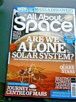All About Space Magazine Issue 77 (new) 2018