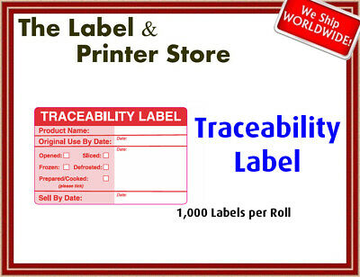 Traceability Labels