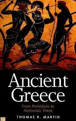 Ancient Greece: From Prehistoric to Hellenistic Times (Yale Nota Bene)-ExLibrary