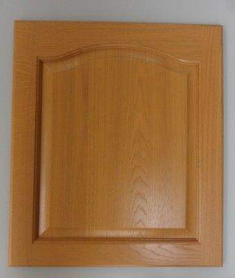 570x495mm Solid Oak Kitchen Cabinet Door Cupboard Arched Cathedral
