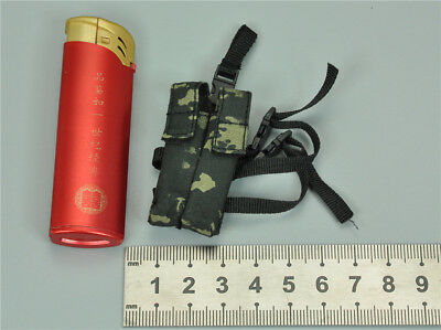 P90 Leg Mag Pouch for Armshead JK Girl Set2 1//6 Scale Action Figure 12/'/'