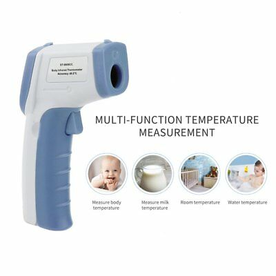 Handheld Digital Infrared Body Thermometer Non Contact Laser Temperature Gun TPO