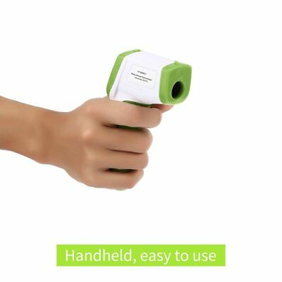 Handheld Digital Infrared Body Thermometer Non Contact Laser Temperature Gun ~RC